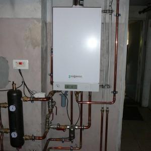 Kocioł gazowy Vitodens 100 19 kW