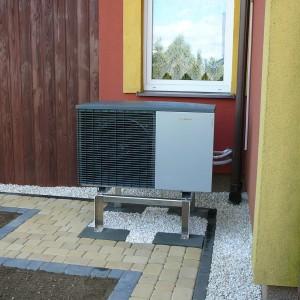 Pompa ciepła Vitocal 200 S A08 Leźno